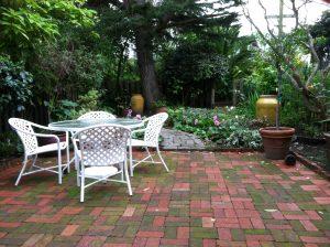Garden on Grove Street